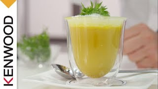 Möhrensuppe | Kenwood Cooking Chef mit Johann Lafer | Rezept Thumbnail