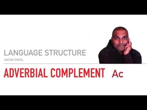 Adverbial Complement Ac