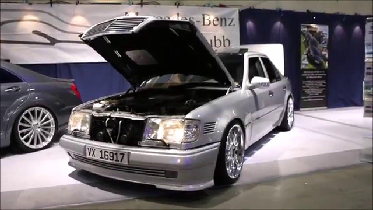 Mercedes S124 Brabus
