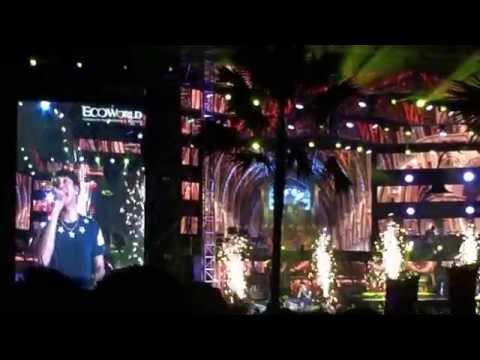 13. 王力宏 Wang LeeHom - 《唯一》The One and Only (Encore) @ Ecoworld Starlight 20150131
