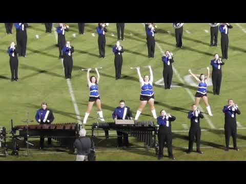 09082018 Rehobeth High School Marching Band