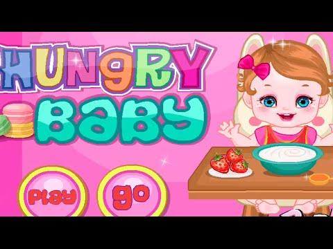 Juegos De Vestir Gratis Bebes La Bebe Hambrienta Juegos