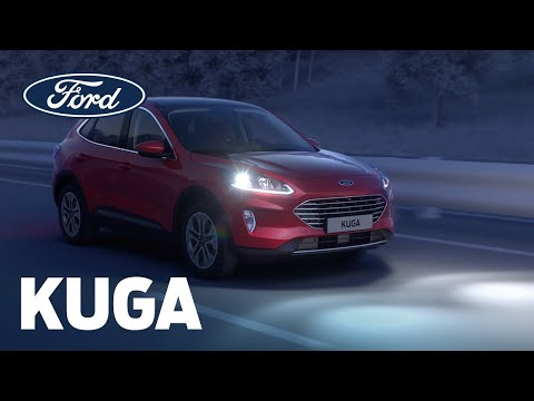 Nieuwe Ford Kuga Lane Keeping System Ford Nederland Youtube