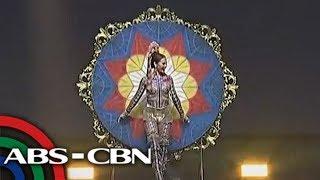 UKG: Catriona Gray, Proud na inirampa ang kanyang national costume
