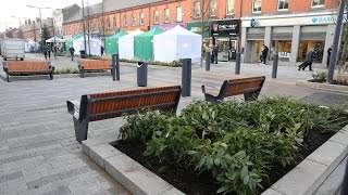 Investing in Ashington: Station Road improvement scheme completed