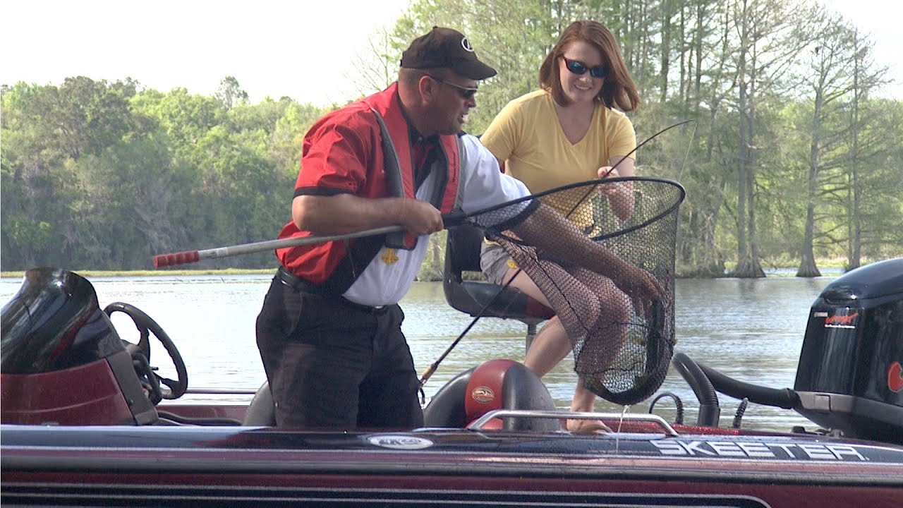 Florida 39 s license free freshwater fishing days youtube for How much is a florida fishing license