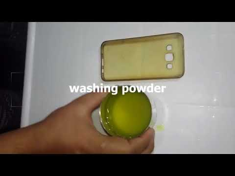 life hacks_how clean your mobile case cover_mobile cover