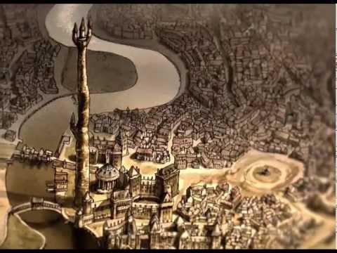 Discworld The Ankh-Morpork Map for iPad: App Intro Video