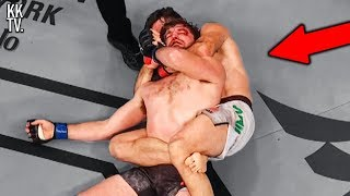 WHAT A COMEBACK! Ben Askren CHOKED OUT by Demian Maia! | UFC Fight Night Full Fight Highlight recap