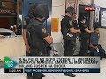 9 Quezon City Police Arrested