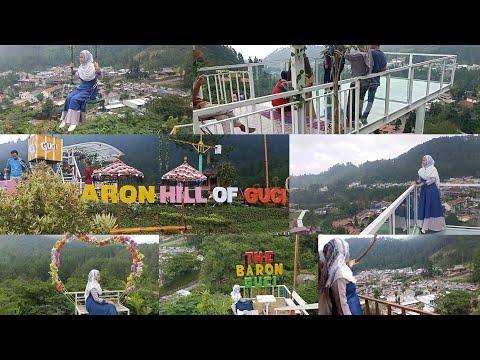 the-baron-hill-of-guci-,-tegal-(jembatan-kaca)---vlog-2