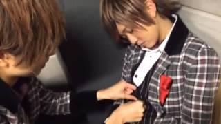 イベント合間に寝ている風男塾メンバーに寝起きドッキリ!?