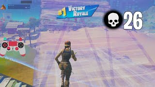High Kill Solo Vs Squads Gameplay Full Game Win Season 5 (Fortnite PS4 Controller)