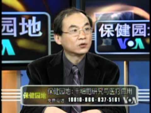 2011-01-22 保健园地(2/3): 干细胞研究与医疗应用
