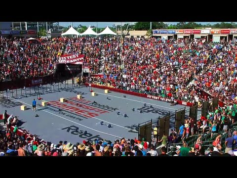 CrossFit - History of the CrossFit Games