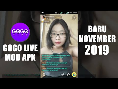 GOGO LIVE MOD APK NEW! NOVEMBER 2019