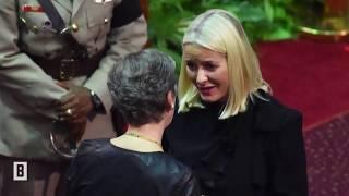 Mette-Marit: Tiefbetroffene Miene & emotionale Worte: Die Kronprinzessin trauert um Kofi Annan