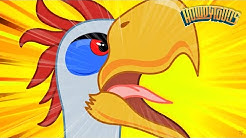 TITANIS THE TERROR BIRD   Terror Bird Song   Prehistorica from Howdytoons