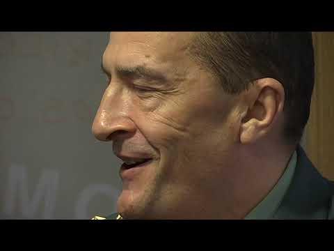 Despedida Coronel Manuel Javier Colldefors 10 1 20