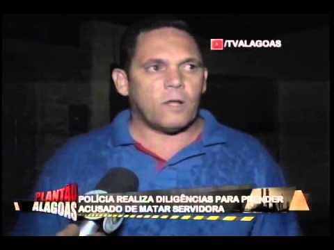 HOMICIDA DE FUNCIONÁRIA PÚBLICA DO PILAR É PRESO E DIZ QUE AGIU SOZINHO