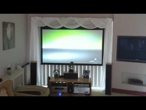 DIY Projector Lift