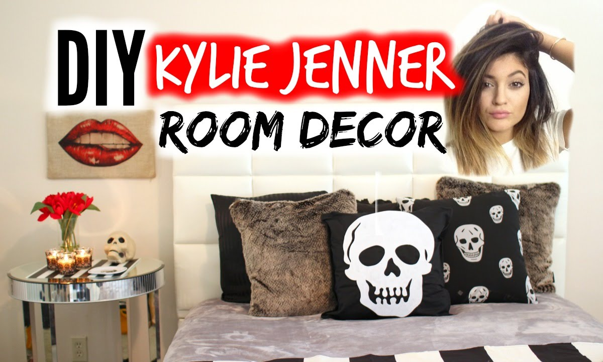 Simple Diy Bedroom Decor Diy Kylie Jenner Room Decor Simple Affordable Youtube