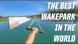TRAVELING FROM MANILA TO NAGA! - FIRST RIDE AT CWC - WAKEBOARDING - PHILIPPINES