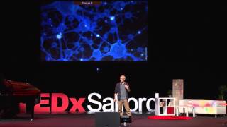 The consciousness of reality | James Glattfelder | TEDxSalford