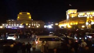 ՈՒՂԻՂ. Փաշինյանի գլխավորած շարժումը կրկին փողոցում է