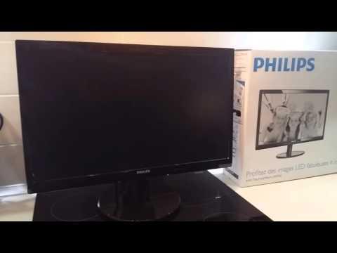 Takipçimden Philips V-Line V46VS Monitör Hediyesi - Deniz Bora Ünal Teşekkürler :)