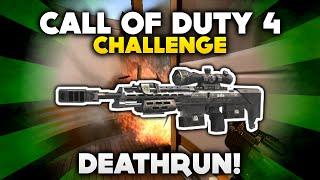 Deathrun Challenge 2.0! - Call of Duty 4 (Deutsch/German)