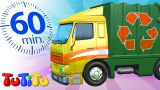 Repeat youtube video TuTiTu Specials | Garbage Truck | Other Popular Toys For Children | 1 HOUR Special