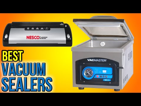 8 Best Vacuum Sealers 2016