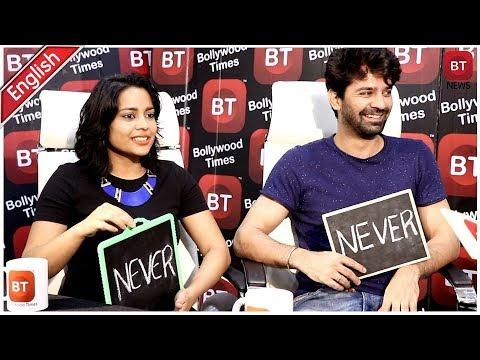 Tu Hai Mera Sunday Starcast Barun Sobti & Shahana Goswami Play A Quick Fun Game Never Have I Ever
