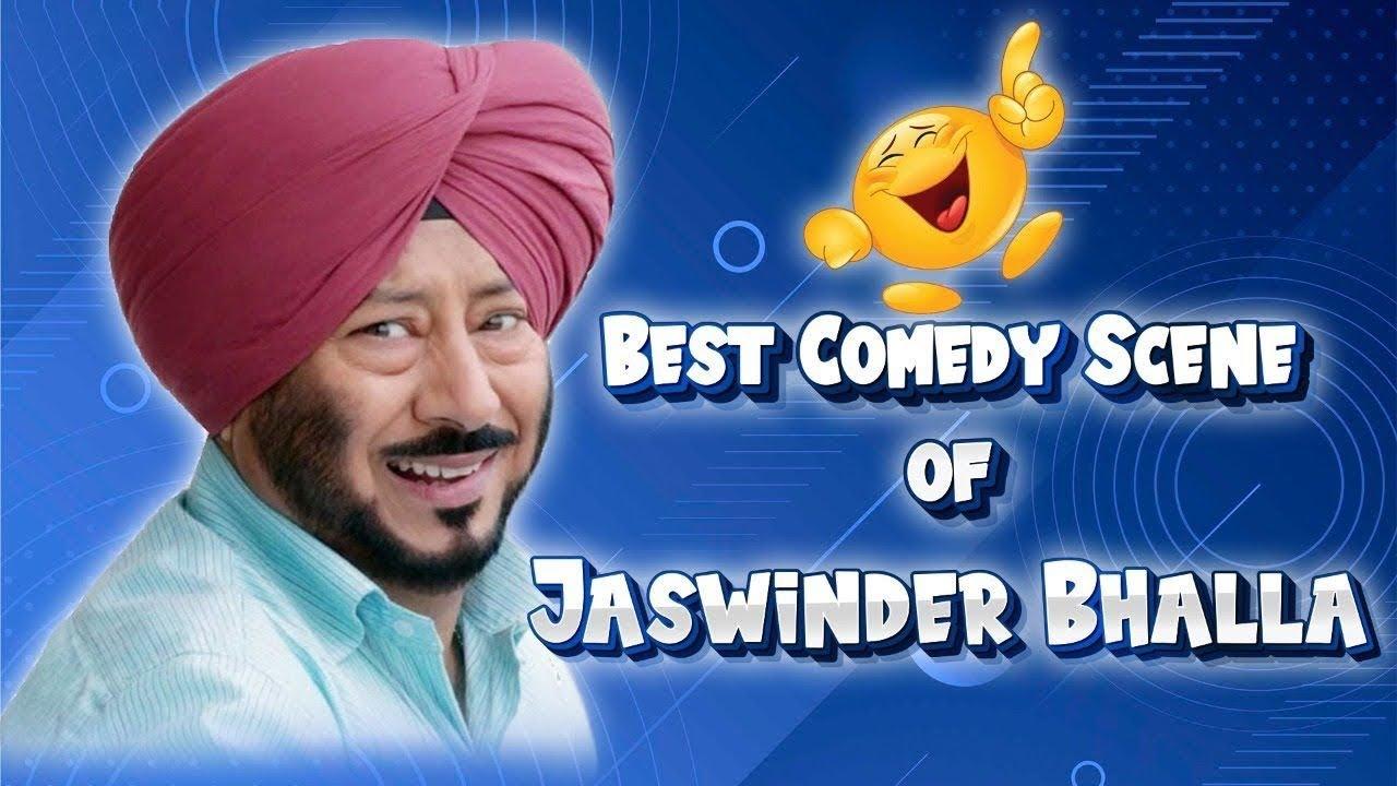 MySelf Pendu | Jaswinder Bhalla | Preet Harpal | Latest Punjabi Movies 2015