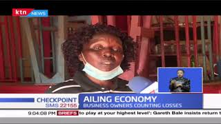 Ailing Economy: Number of business owners continue to count losses in the wake of the pandemic