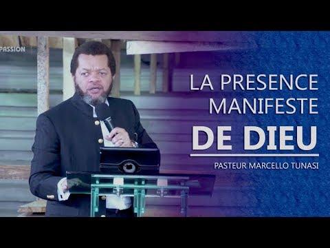 LA PRESENCE MANIFESTE DE DIEU AVEC PASTEUR MARCELLO TUNASI CULTE DU 08 OCTOBRE 2017