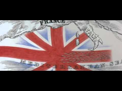 "Victorian Era Foreign Policy ""Crimean War"" Animation"