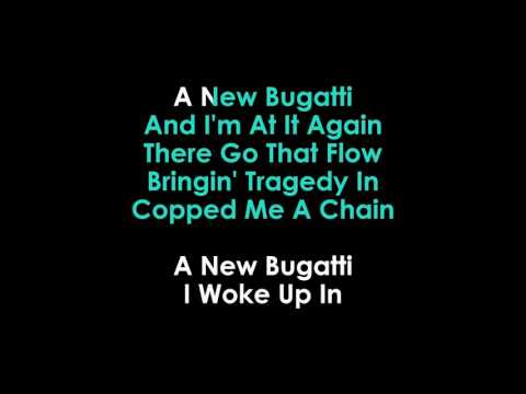 Bugatti Karaoke Ace Hood Ft  Future & Rick Ross