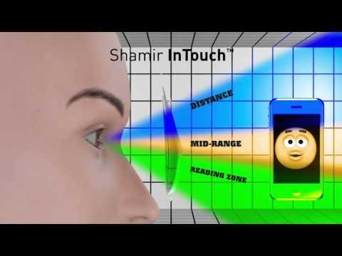 Shamir InTouch Progressive Lenses