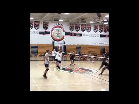Trevor Richardson volleyball videos