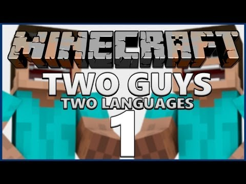 "2 GUYS 2 LANGUAGES - Episode 01 ""2 GUYS 1 BED"""