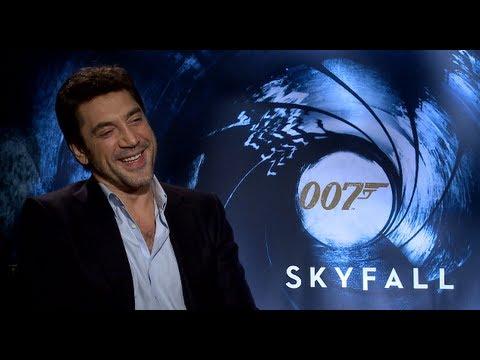 Entrevista en español con Javier Bardem - 'Skyfall'