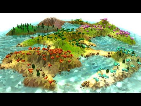 Equilinox - Java Game Devlog 8: Colourful Entities  