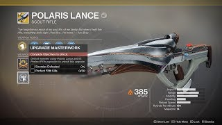 Video Destiny 2 - Nascent Dawn 5/5 Full Quest Chain (Polaris Lance Catalyst Reward) download MP3, 3GP, MP4, WEBM, AVI, FLV Agustus 2018