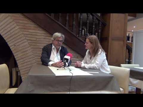 Entrevista con Ildefonso García-Serena con motivo de su primera novela 'El hijo del doctor'
