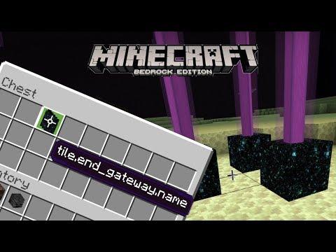 End Portal Block Farm 100% In Survival! Minecraft Bedrock (Tutorial) MCPE/Xbox/Windows/Switch