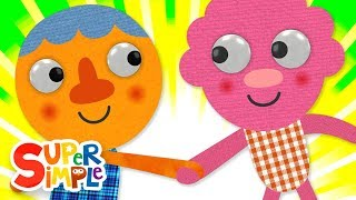 Get up and move with Noodle & Pals on this greetings song for kids,...