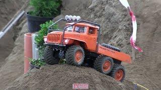 RC Truck Trial Ural und Unimog