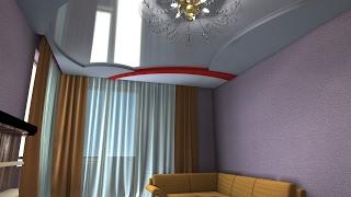 Натяжные потолки Звенигород, компания «Строй Сервис»